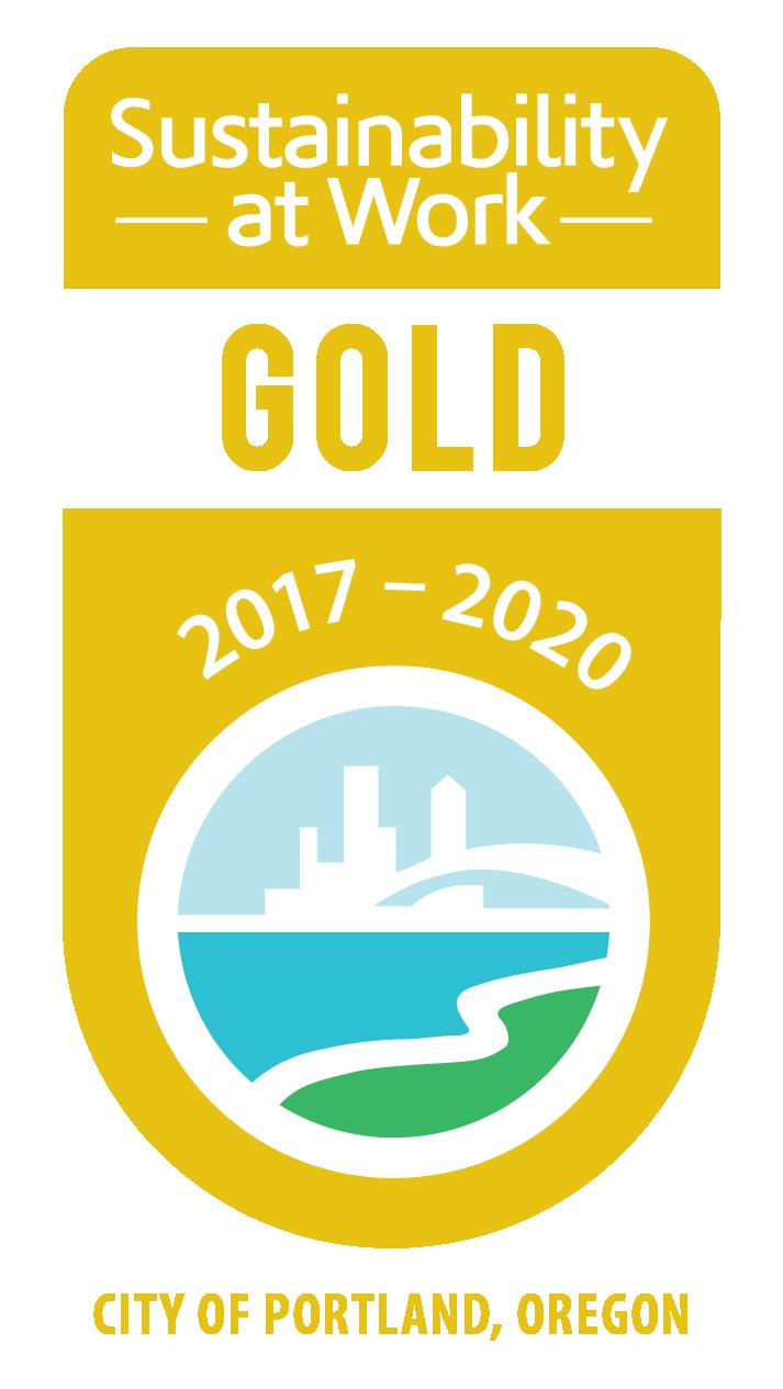 Gold Sustainability at Work Award