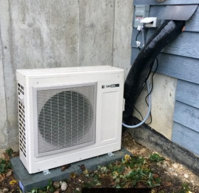 Cold Climate Field Testing of Heat Pump Water Heaters