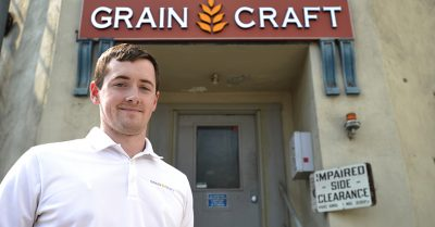 Meet the champion Kyle McCormack