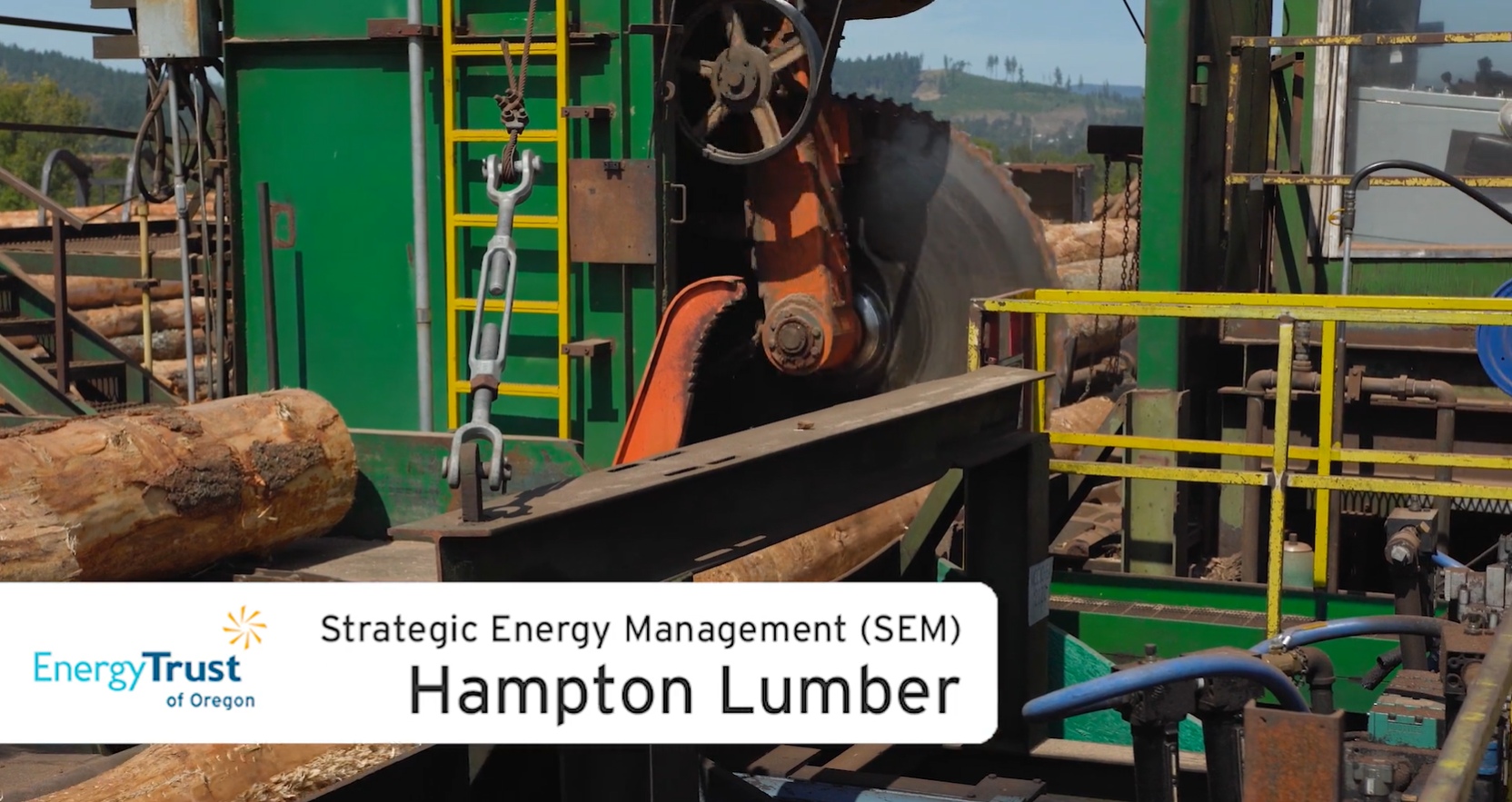 Hampton Lumber celebrates 10 years in SEM